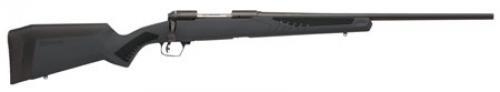 Savage 57041 10/110 Hunter Bolt 7mm Remington Magnum 24 3+1 AccuFit Gray Stock B