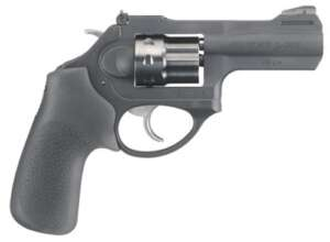 Ruger 5435 LCRx Matte Double Action .22 LR (LR) 3 8 Black Hogue Tamer Black