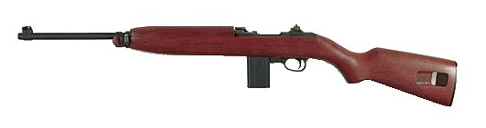 Kahr Arms Auto-Ordnance 30 Cal. Carbine w/Blue Barrel & Walnut Stock