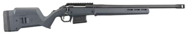 "Ruger American Hunter .308 Win. 20"" Magpul Adjustable Stock"