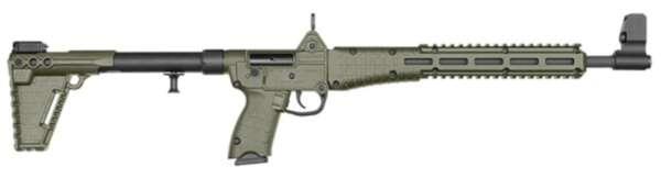 Kel-Tec Sub 2000 Gen 2 9mm Glock 17 Green