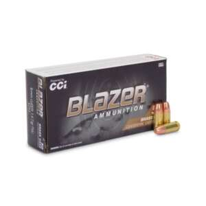BLAZER BRASS 9MM 147 GR FMJ